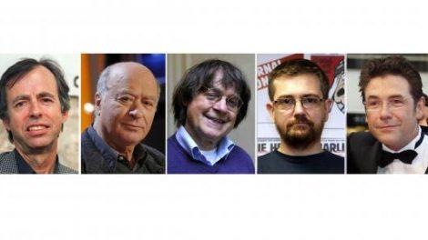 Periodistas asesinados de Charlie Hebdo